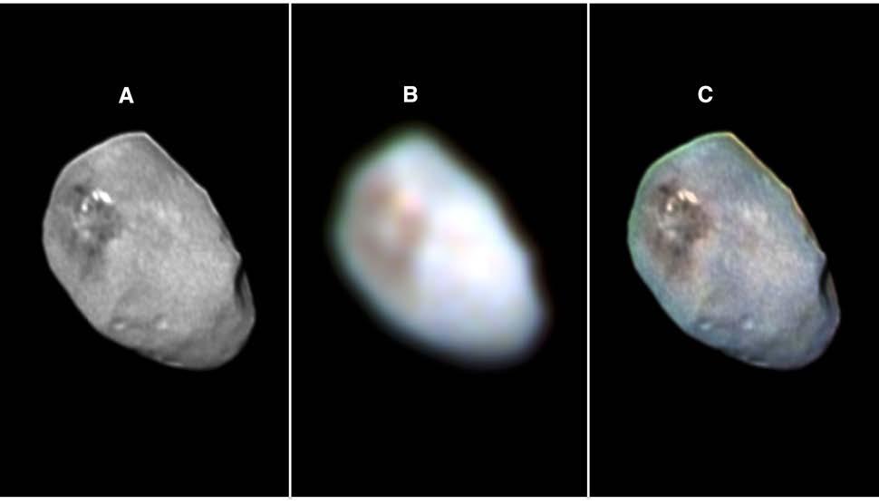 Monde Pluto